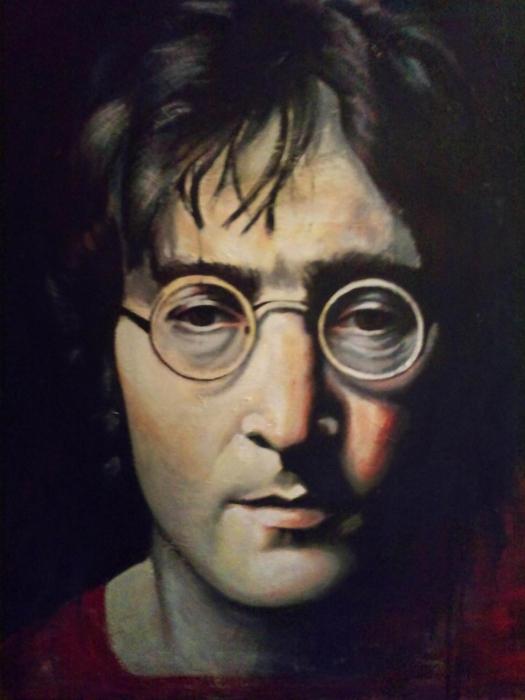 John Lennon by Temo